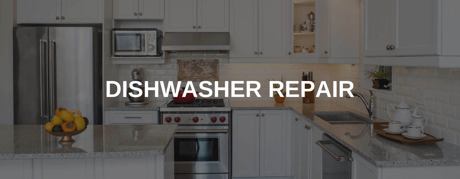 dishwasher repair peoria